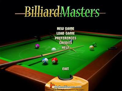 Hrajeme si: Billiard Masters