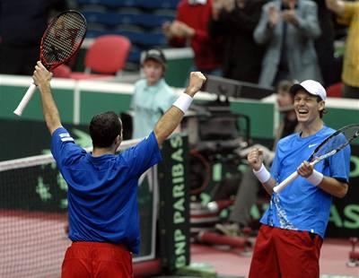 Tenisté si troufají na ruské favority