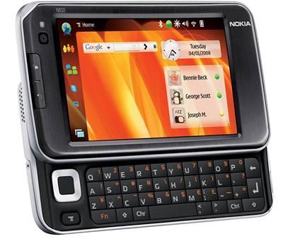 Nokia uvedla internetový tablet N810 WiMAX Edition