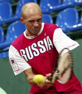 Davyděnko dostal ve dvouhrách volno