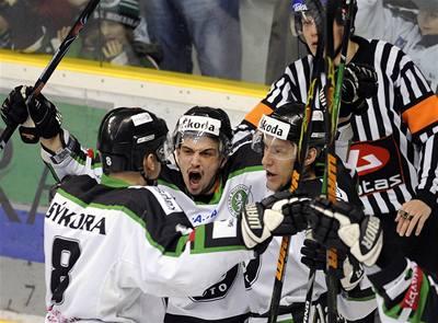 Hokejisté Boleslavi v Ústí vyhráli.