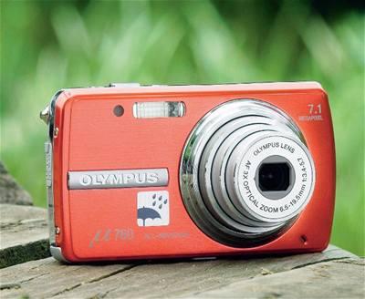 Cenová hlídka: Fotoaparáty a MP3 přehrávače