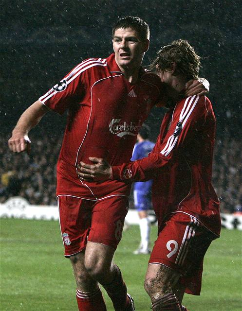 Liverpool odmítl 25 milionů za Gerrarda