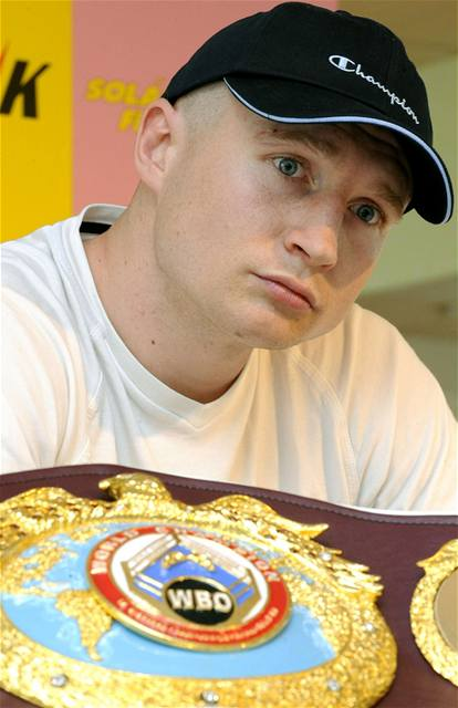 Boxer Konečný podal protest