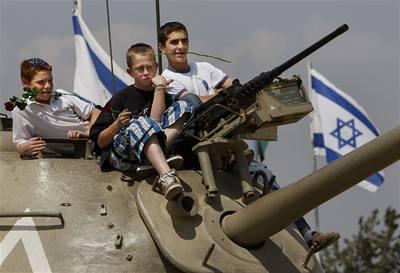 Izraelský osadník ostřeloval Palestince