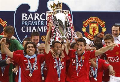 Manchester má ligový titul