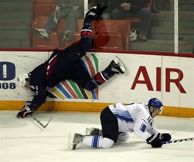 Neregulérní gól pomohl Finům k vítězství