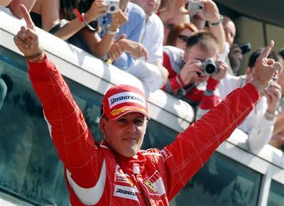 Schumacher se přihlásil do superbiků pod pseudonymem