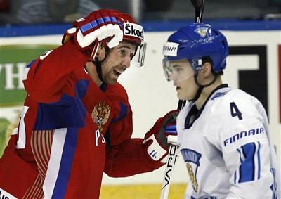 Prvním finalistou jsou Rusové