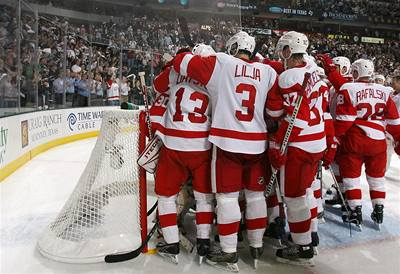 Finále Stanley cupu: Pittsburgh vs. Detroit
