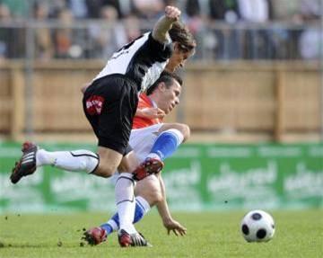 Fotbalisté v přípravě porazili St. Andrä