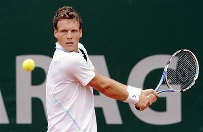Berdych rychle postoupil do 2. kola Roland Garros, Minář vypadl