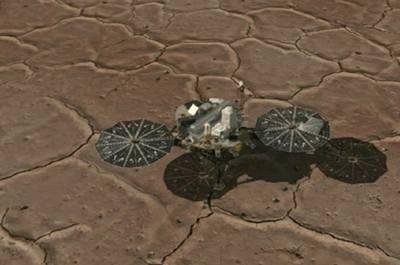 Potvrzeno: Na Marsu je voda!