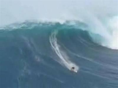 Extrémní surfing