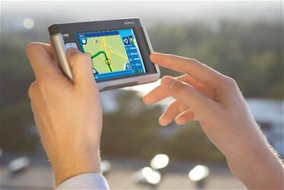 Digitální mapy v každém mobilu