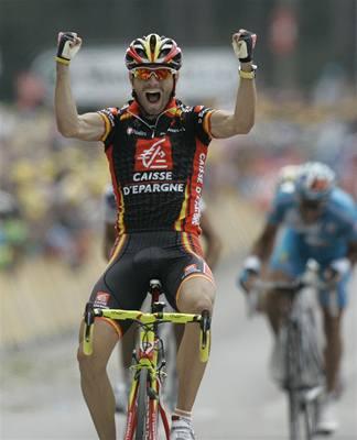 Úvod Tour ovládl Španěl Valverde