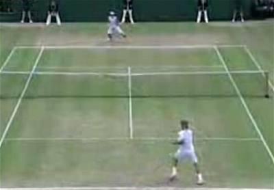 Tenisový zápas roku