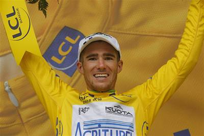 Překvapivý lídr Tour de France