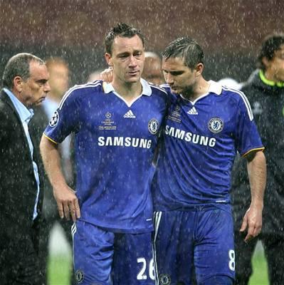 Lampard zůstává v Chelsea