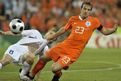 Van der Vaart je na odchodu do Madridu