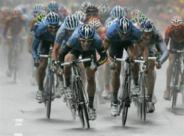 Cavendish vyhrál na Tour již druhý sprint