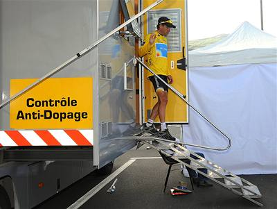 Na MS prohledali hotel lucemburských cyklistů
