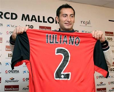 Italský fotbalista šňupal kokain