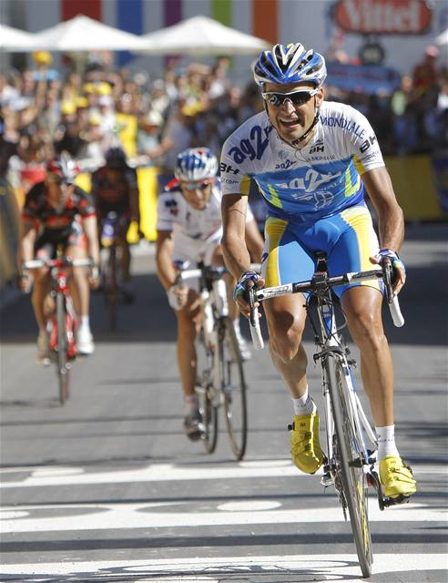 Dessel dalším etapovým vítězem na Tour de France.