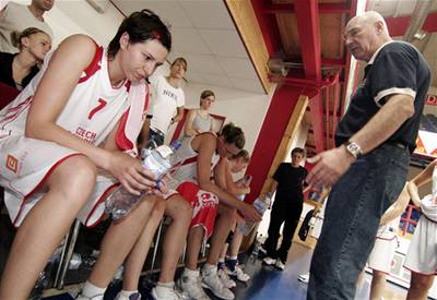 Basketbalistky chtějí v Pekingu uspět