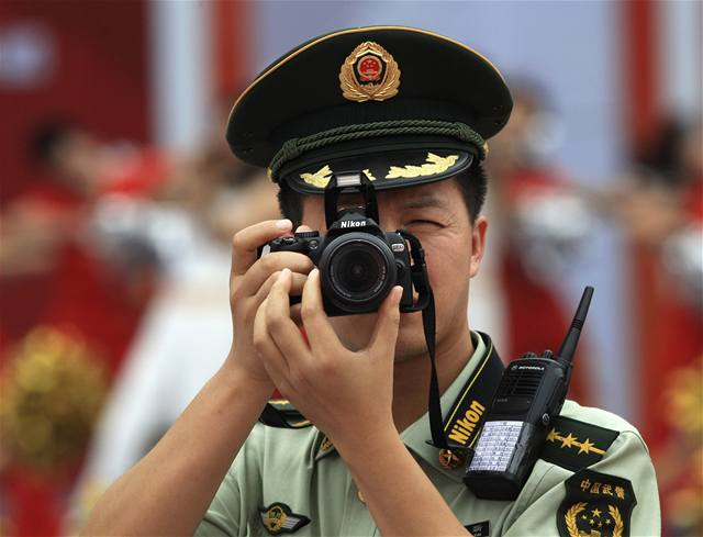 Čína nebude 'šikanovat' novináře