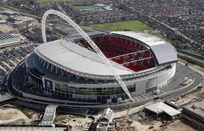 Češi ve Wembley nikdy nevyhráli