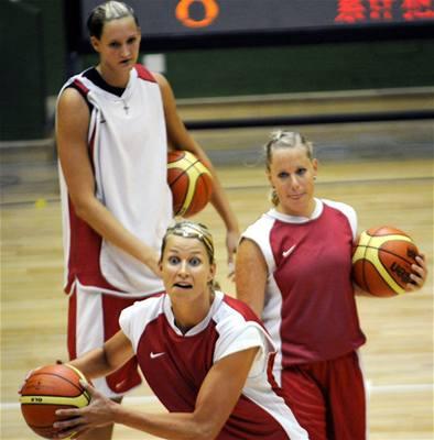 Basketbalistky prohrály a končí