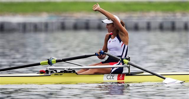 Skifařka Knapková je ve finále