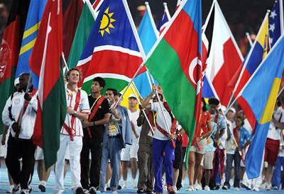 Olympijské hry v Pekingu skončily