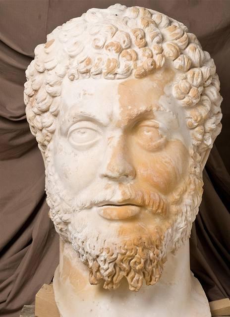Nečekaný objev: socha Marka Aurelia