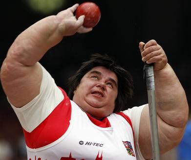 První české zlato z paralympiády