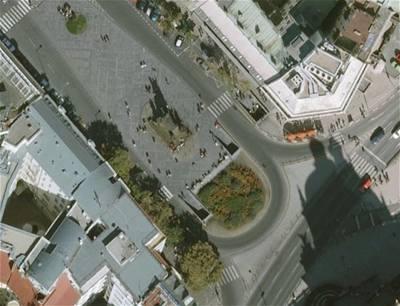 Google Earth vylepšil letecké snímky Česka