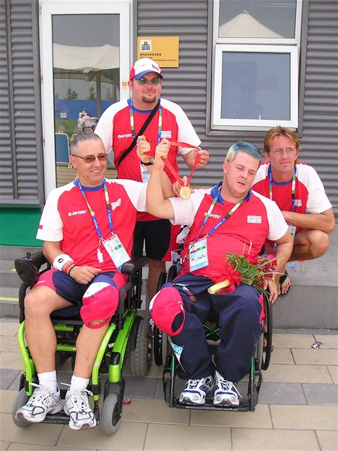 Paralympici přivezou 27 medailí