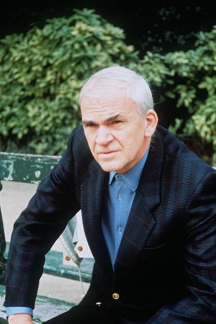 Kundera vydává Srážku