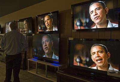 Král anket: Obama