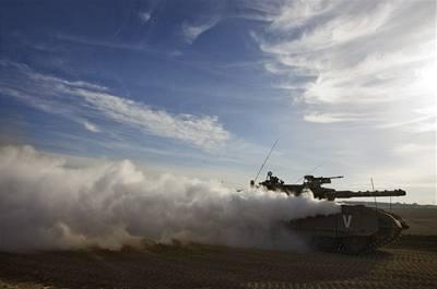 Izrael nepustí zboží do pásma Gazy