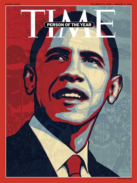 Osobností roku je Obama
