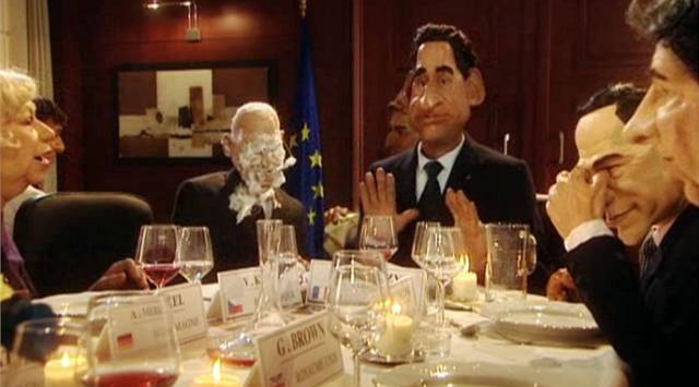 Nemáš šanci, píše Sarkozy Topolánkovi