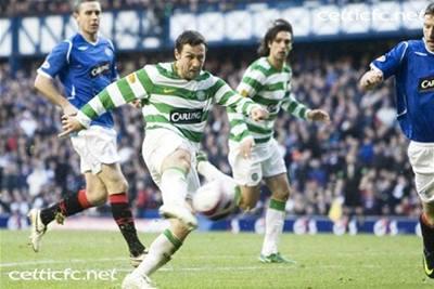 Celtic vyhráli vánoční derby o Glasgow