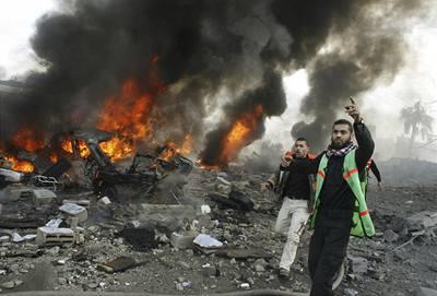 Izraelské nálety v Gaze si vyžádaly už přes 270 mrtvých
