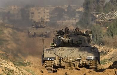 Izraelské nálety hrají do karet Hamásu