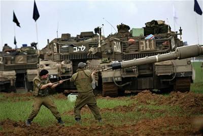 Operace proti Hamasu teprve začíná