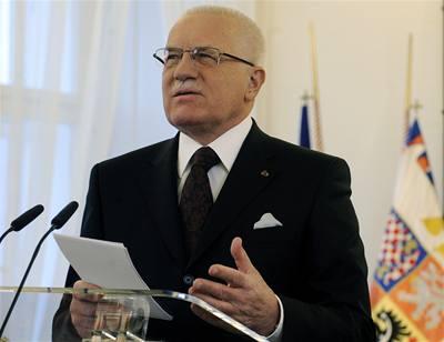 LN: Polská nacionální strana se zaštiťuje Klausem