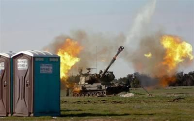 Invaze pokračuje, Izrael má první oběť