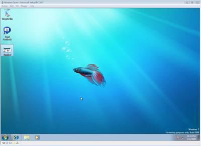 Vyzkoušejte nové Windows 7